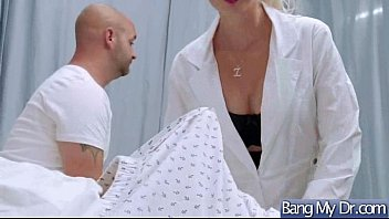 Patient Recive Sex Treatment From Dirty Horny Doctor video-16