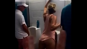 mature buzzed urinating in the men039_s.