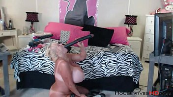 Titted Pornstar MILF and movie actress Kayla Kleevage