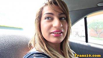 solo latina transgender princess pulling her.