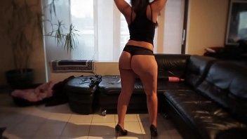 Sexy big ass dance