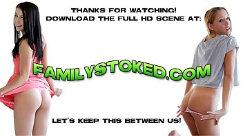 Brooke'_s teen pussy and stepbro'_s big cock