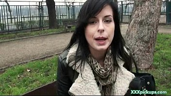 Public Pickups - Outdoor Amateur Hardcore Fuck Video 08