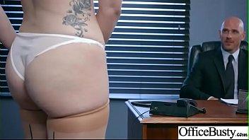 massive-boobed mega-slut office gal lauren phillips love gonzo.