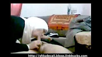 arab hijab fck