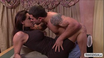 gigantic-chested transsexual jessy dubai gobbles and blows phat.
