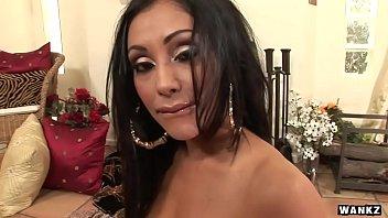 wankz- priya rai ejaculations using faux-cock