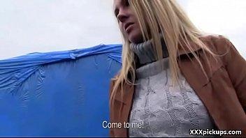 Public Pickups - Hardcore Blowjob For Money In The Street 30