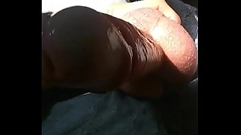 Chris Rodriguez grips his slippery cock