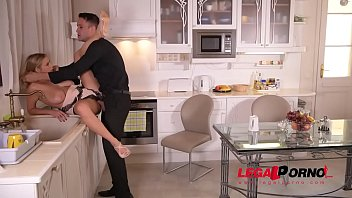 fat-titted servant wifey candy alexa gets her rump.