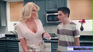 Mature Busty Lady (Ryan Conner) Like Hard Bang On Camera vid-21