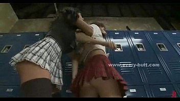 honies in locker apartment stripping get caught and.