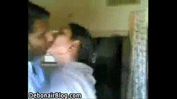 Indian bhabhi kissing