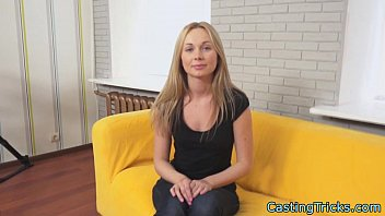 russian casting honey frolicking with jizz