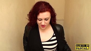 brit ginger-haired slave isabel predominated with.