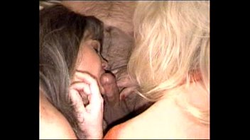 mature hot wife michelle double blowjob