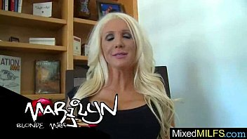 Hard Mixt Sex Tape With Big Black Dick In Wet Pussy Milf (aurora marilyn) movie-05