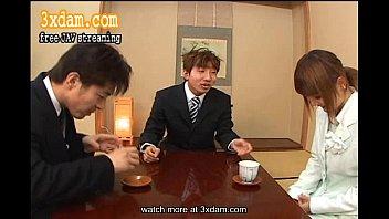 asumi mizuno janpanese mature office lam tinh tai.