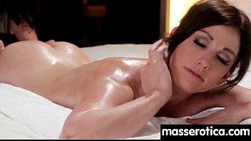 Sexy girl gives big tits lesbian an orgasm 25
