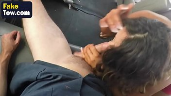 servicing boy gets oral job from.