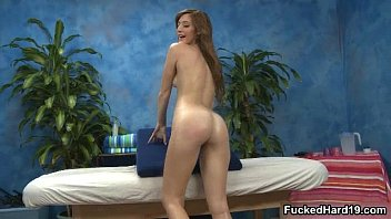 Sexy small ass teen babe gets fucked