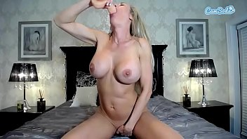 sara jay monstrous breasts cougar in fishnet beaten.