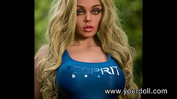Yourdoll European and American blonde big fat buttocks