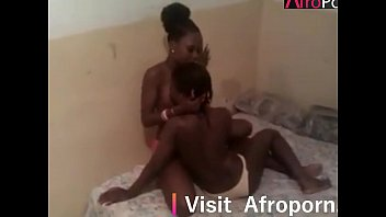 2 magnificent nigerian chicks going naughty