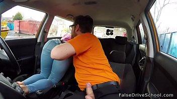 spanked rump towheaded plumbed in van