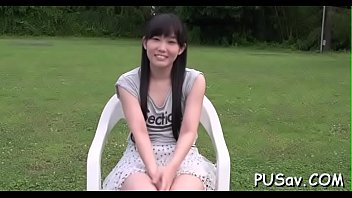 japanese whore licking jism and gets penetrated rigid.