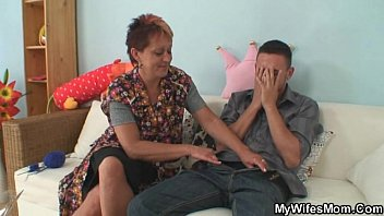 Wife leaves and mother in law seduces him