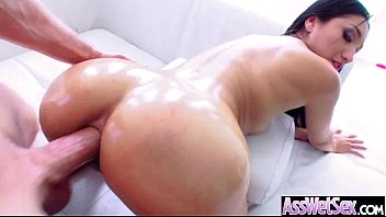 (vicki chase) Hot Round Big Ass Girl In Anal Hardcore Sex Scene mov-30