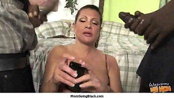 Milf Porn - Big Black Cock Do Mature White Pussy 32
