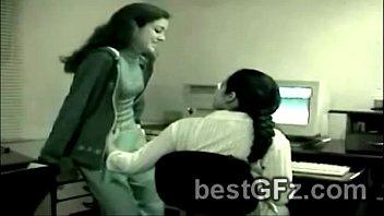 Beautiful brunette teen makes hot solo through her web cam
