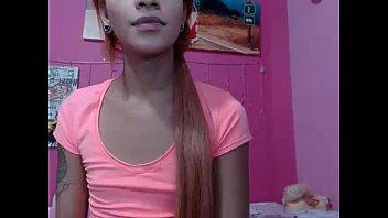marvelous redhair having self-joy
