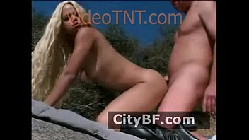Blonde Girl Blowjob