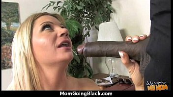 a great hardcore interracial sex with hot Milf 11