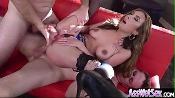 (Kat Dior) Hot Girl With Big Round Ass Love Anal Hardcore Sex movie-20