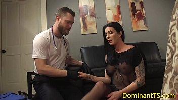 transgender dom backside nailing screws doc.