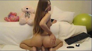 Hot Russian Teen Blonde   - combocams.com