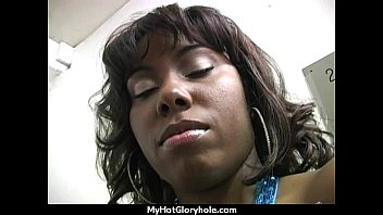 Gloryhole blowjob interracial amateur 3