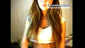 blond torrid teenager lured to fap on web.