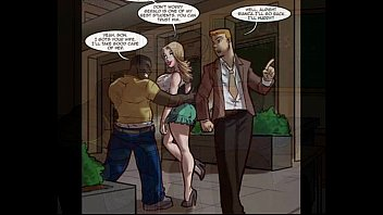 In Love With The Black Stud, Part II (Interracial Comics Compilation)