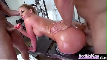 Anal Deep Sex Tape With Huge Round Ass Horny Girl (Phoenix Marie) movie-27