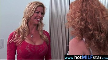 Hard Long Cock Fill Perfect In Naughty Pussy Milf (alexis fawx) video-03