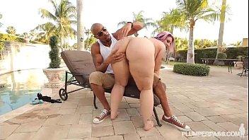Big Tit Mature Slut Fucks Big Black Cock