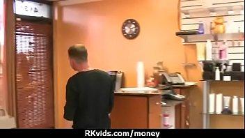 pornography casting teenage for cash 12