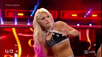 alexa bliss vs asuka part 1