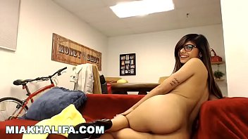 mia khalifa - good-sized bumpers arab pornographic starlet.