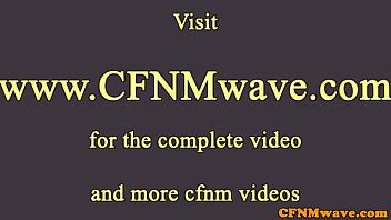 CFNM handjob loving amateur bitches
